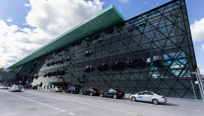 krakow - balice - airport