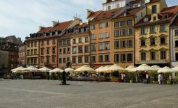 Spend weekend in Warsaw