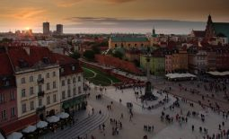 Visiting Warsaw – interesting places