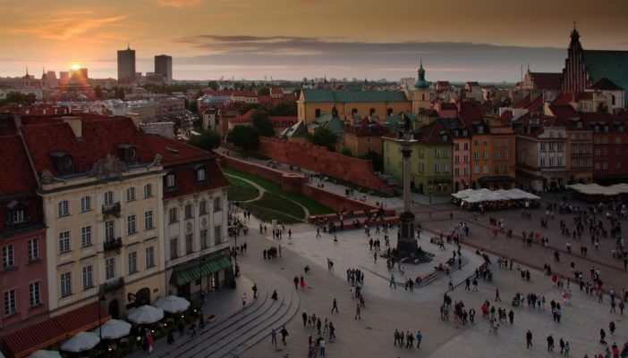 Visiting Warsaw – interesting places