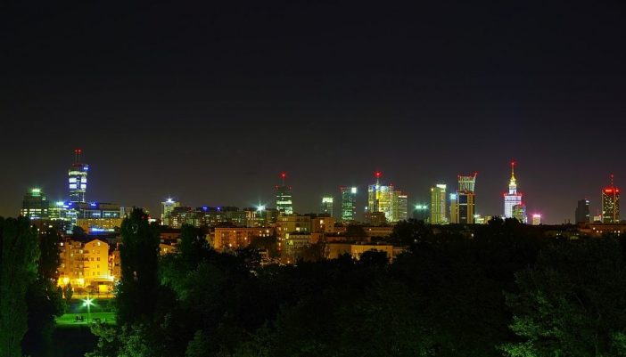 Warsaw city centre – where to stay